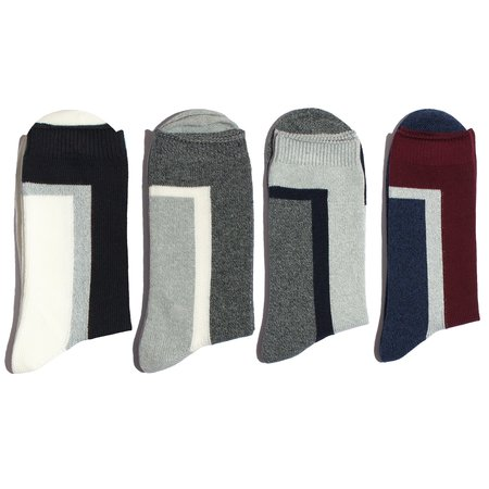 Necessary Anywhere For The Squad - Hi-Ankle (4 Pack)