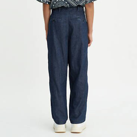 Levi's Made & Crafted Baggy Trouser - Cascade