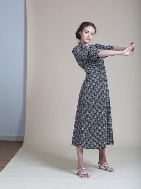 Rachel Comey Amplus Dress - Plaid