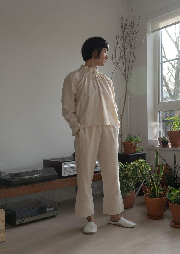 Vestige Story Vim Pants - Cream