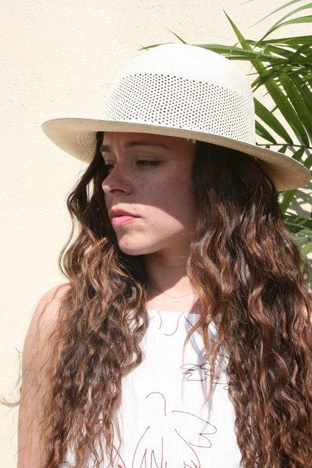 ARTESANO Andros Hat - Cream