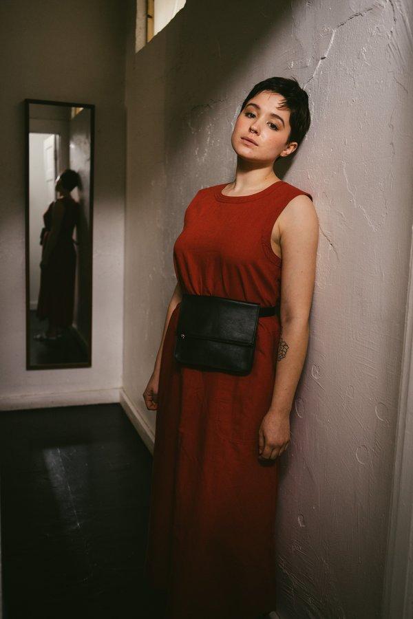 Rachel Antonoff St. Clair Dress - red