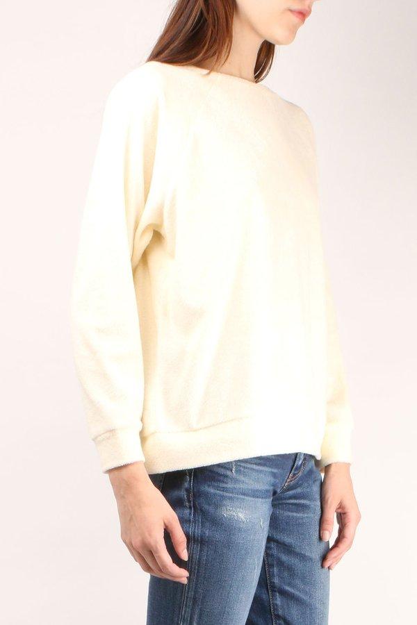 6397 Raglan Sweatshirt - Pale Yellow