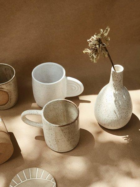 Easy To Breathe Ceramic Sand Mug