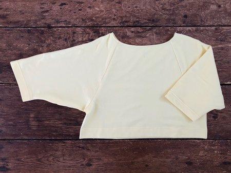 Ilana Kohn Moe Crop - Mellow Yellow