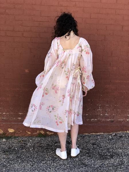 Renli Su Floral dress - Pink
