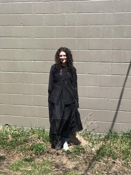 Renli Su Shirt - black