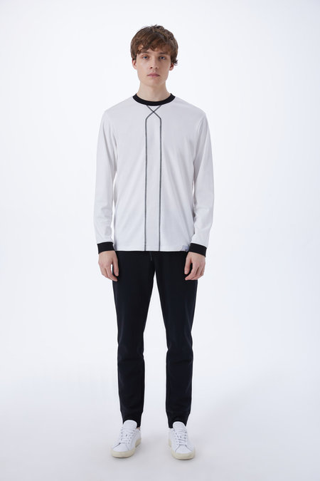 takeon MIN long sleeve t-shirt - white