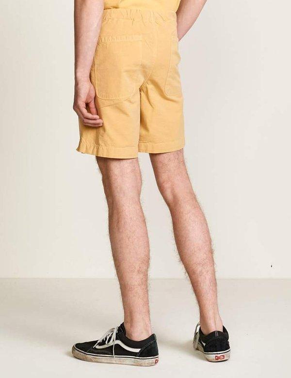 Bellerose Pozy Shorts - Cadmium Yellow