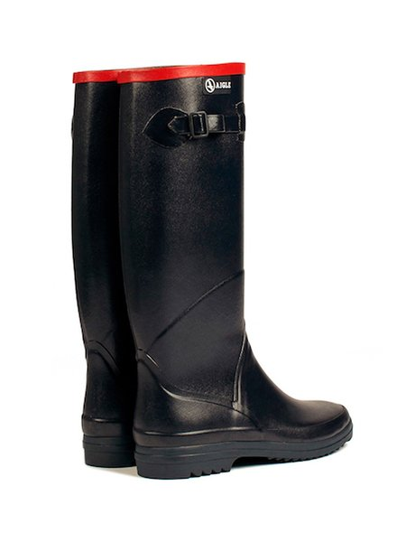 aigle chantabelle rain boot - marine