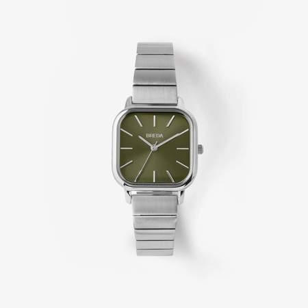 Breda Copy of Esther Watch - Silver/Green