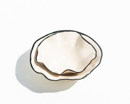 Nathalee Paolinelli Porcelain Nesting Bowls