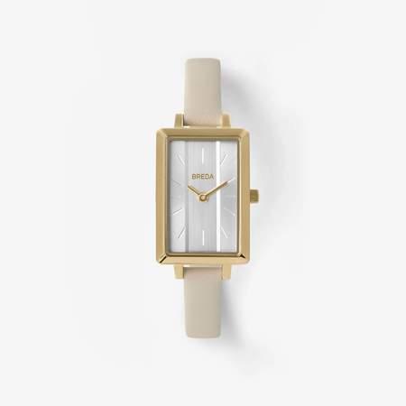 Breda Eva Watch - Gold/Ivory