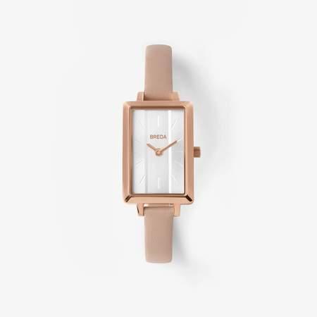 Breda Eva Watch - Rose Gold/Blush