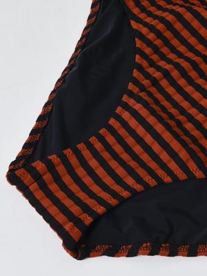 Solid and Striped THE NINA BELT - RIAD BLACK RIB