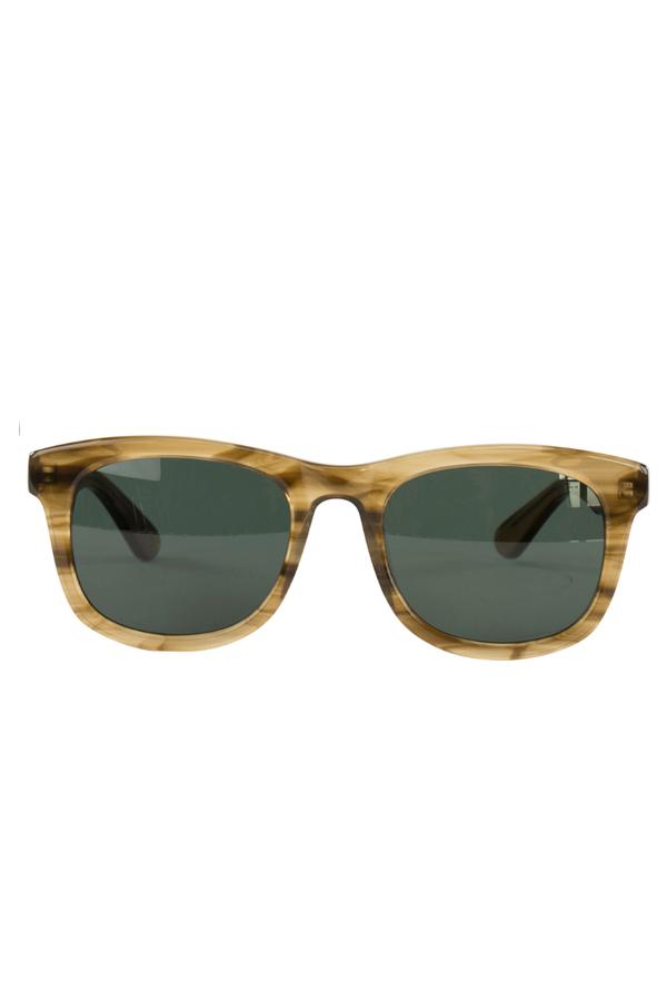 17bfd37b4fbca Han Kjobenhavn Wolfgang Horn Sunglasses - Amber.  127.00. Han Kjobenhavn
