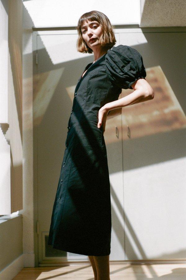 SILVAE Cristina Dress - Black