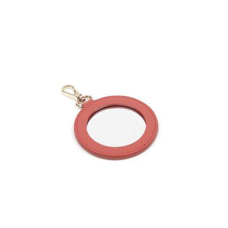 OAD Mirror Keychain - Rosewood