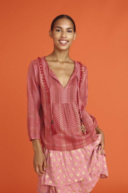 Cecile Copenhagen Beatrice Shirt - Pink