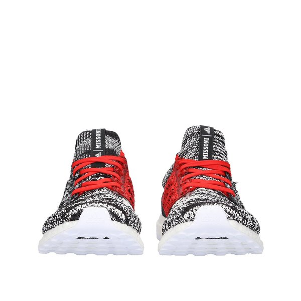 d88df64cf Unisex Adidas x Missoni Ultra Boost Clima - Core Black White Active Red.   250.00. Adidas
