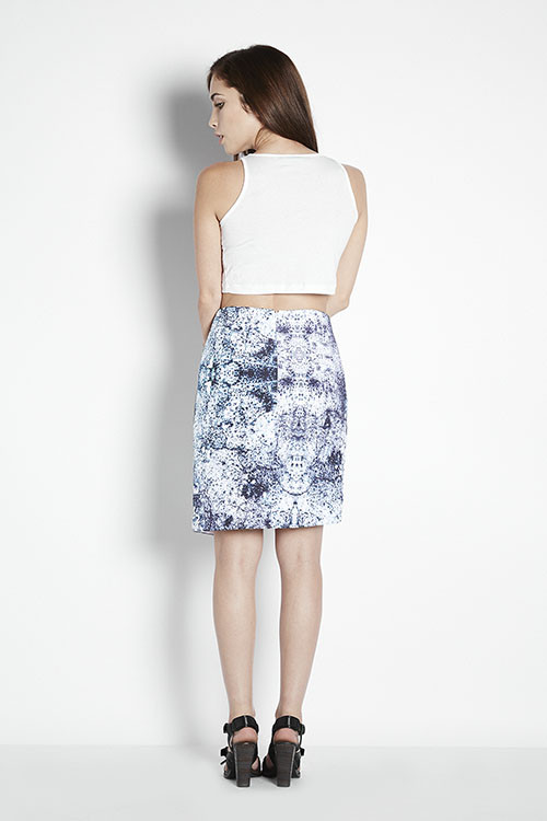 Finders Keepers Seen It All Skirt