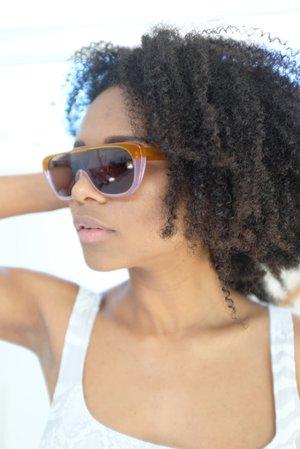 A Détacher x Carla Colour Beryl Sunglasses
