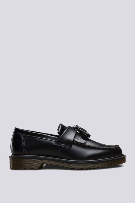 Dr. Martens Smooth Leather Adrian Loafer - black