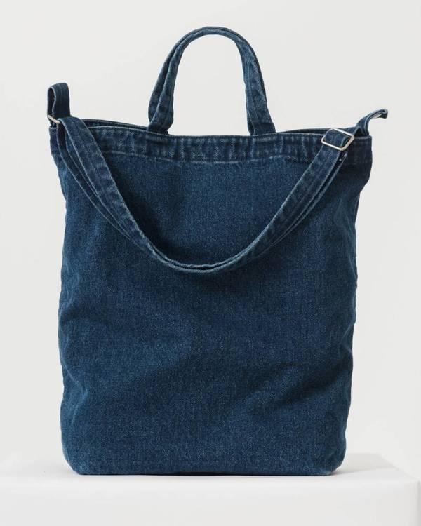 BAGGU Tote Bag - Dark Denim