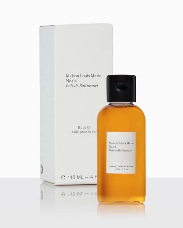 Unisex Maison Louis Marie No. 4 Bois De Balincourt Body Oil