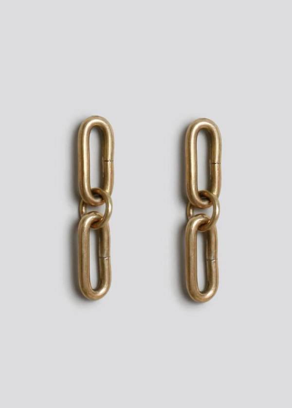 Rachel Comey Ceci Earrings - Brass