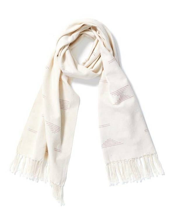 Minna Goods Textile - Pink Shapes