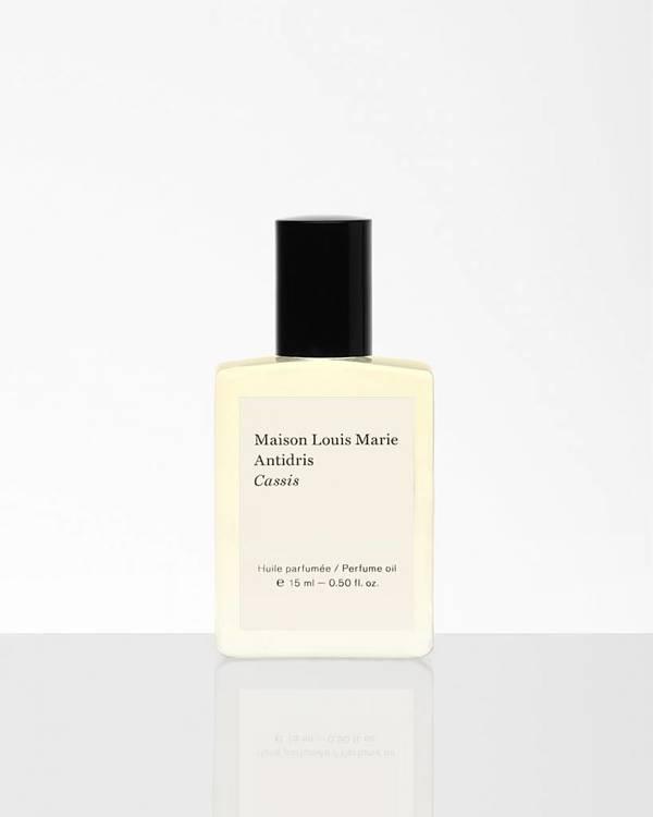 Maison Louis Marie Antridis Cassis perfume oil