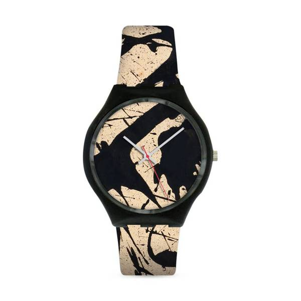 "MoMA Jackson Pollock ""Untitled"" Watch"