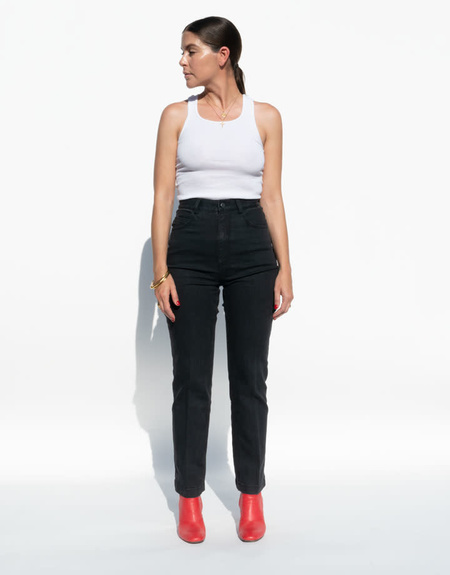 Rachel Comey Bismark Jean - Washed Black