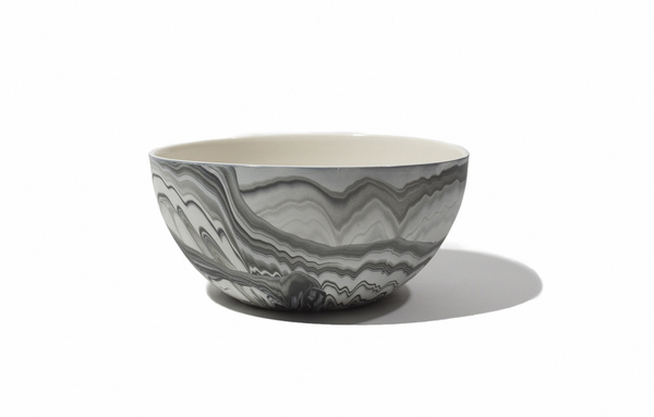 Andrew Molleur Medium Serving Bowl - Marbled
