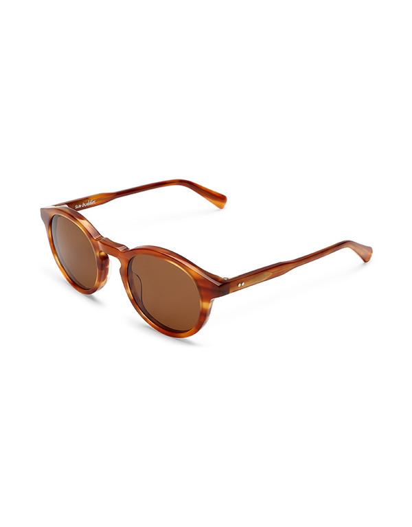 Sun Buddies Zinedine Sunglasses - Brown Smoke