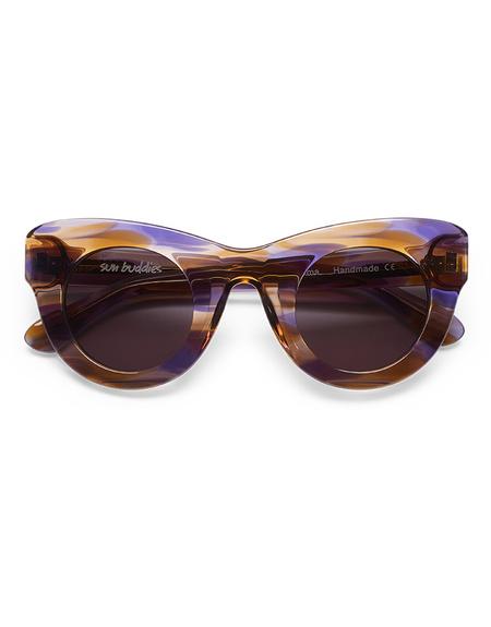 Sun Buddies Uma Sunglasses - Lava Lamp