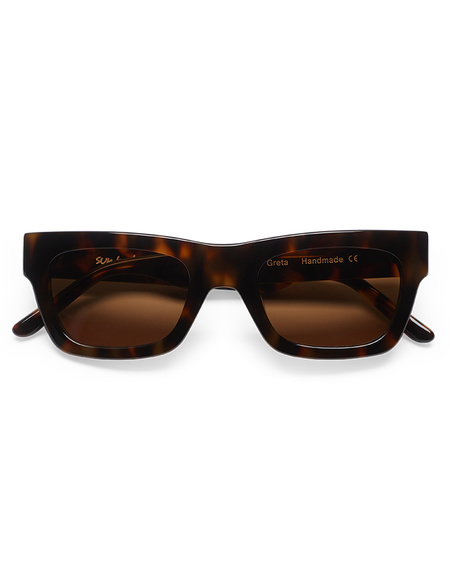 Sun Buddies Greta Sunglasses - Brown Tortoise