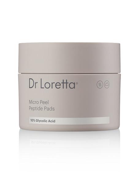 Dr Loretta Micro Peel Peptide Pads (60 Pack)