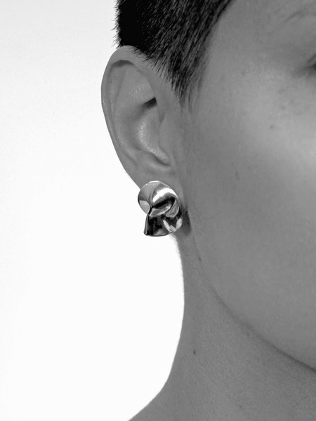 LLY Atelier Fortune Earrings - Solid Silver