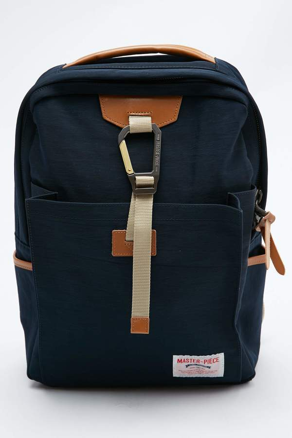 Master-Piece Link Backpack - Navy Nylon Twill