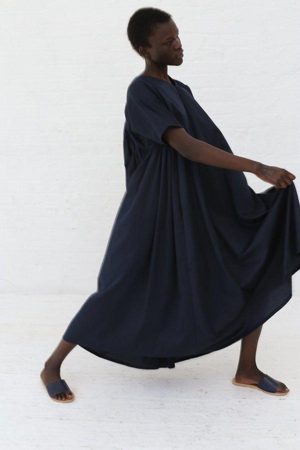 cf58126a861 Black Crane Petal Dress - Dark Navy.  310.00. Black Crane