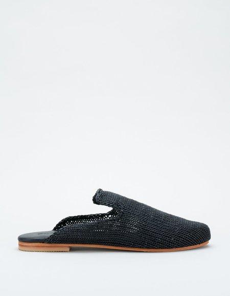 St. Agni Desi Knit Loafer - Black