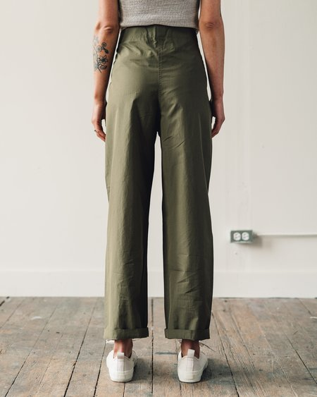 W'menswear Mess Pants - Green