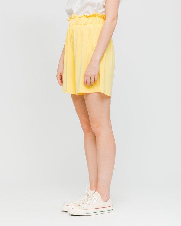 Minimum Anabelle Shorts - Lemon Drop