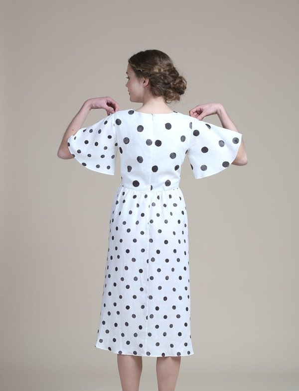 WHiT Twist Dress