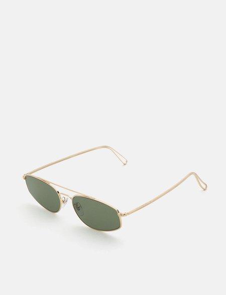 RetroSuperFuture Super Tema Sunglasses - Green