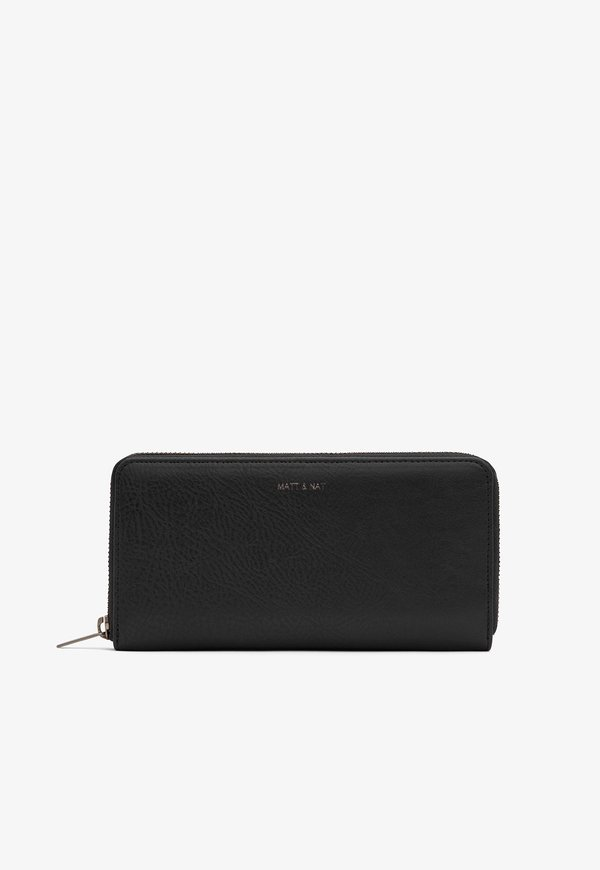 Matt & Nat Central Wallet - Black