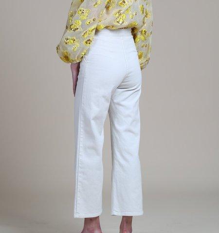 Rachel Comey Bishop Pant - Dirty White