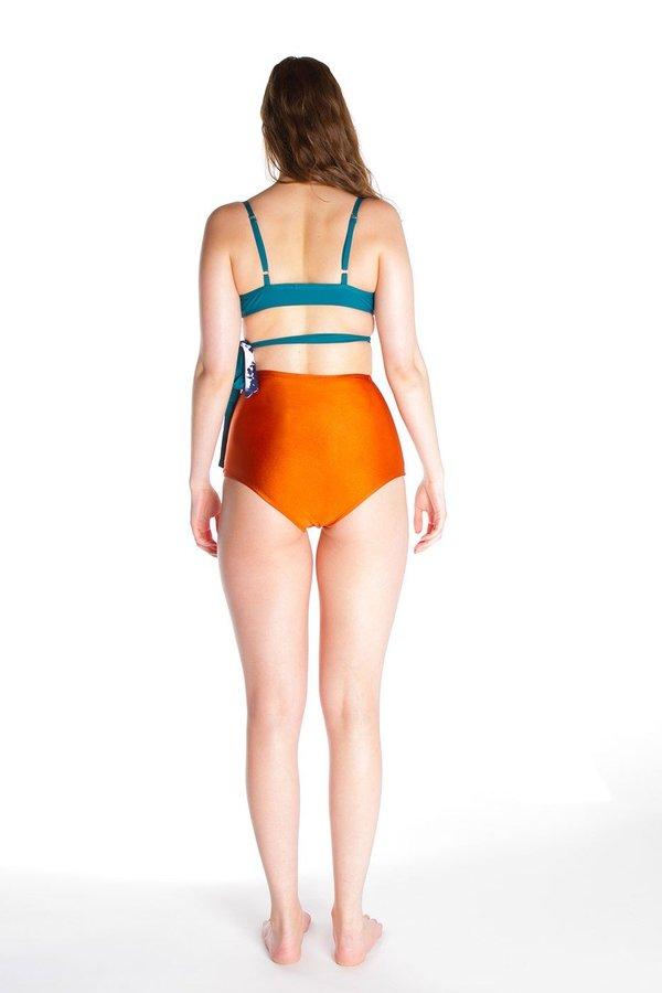 Selfish Swimwear Florence Bottom - Bronze